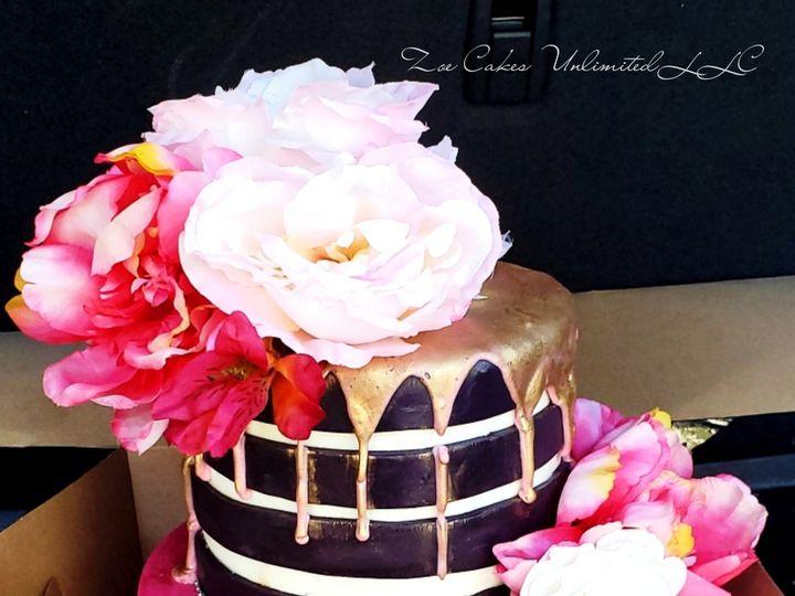 Tmx Photogrid 1572180068525 51 678198 157912088427281 Tulsa, OK wedding cake