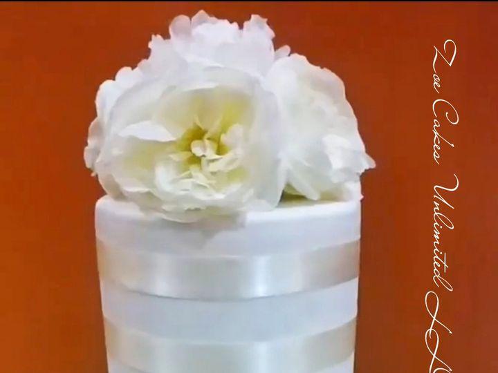 Tmx Photogrid 1579129717336 51 678198 157988122211468 Tulsa, OK wedding cake