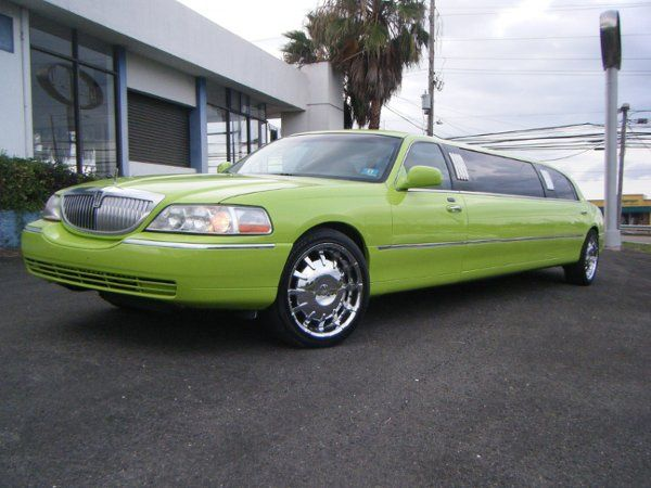 Limo Verde