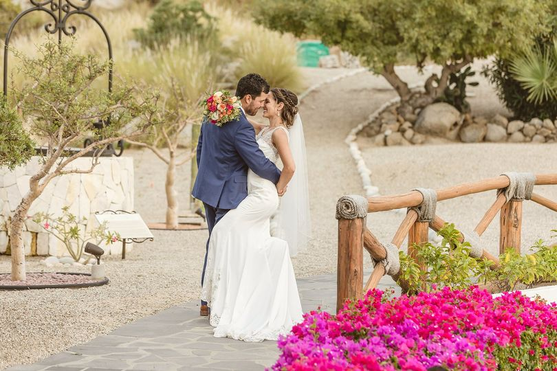 Hacienda Encantada Wedding