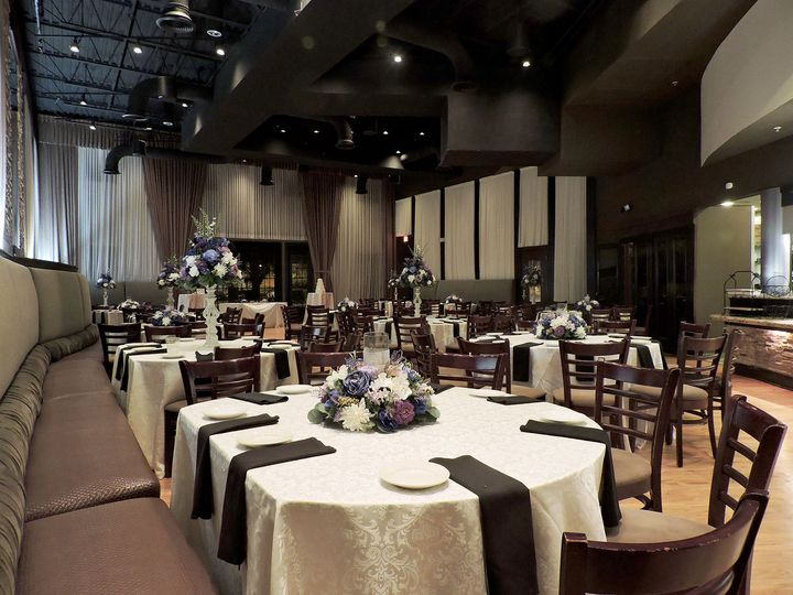 Cafe reception