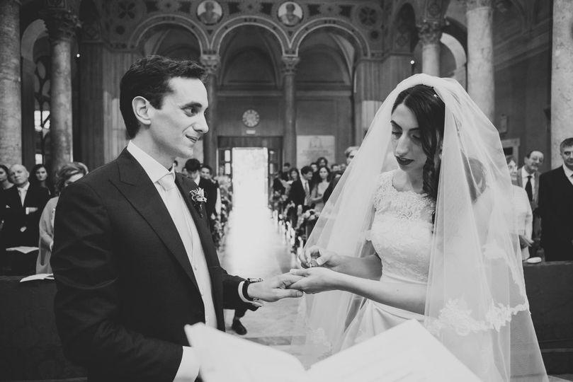 Ceremony in rome