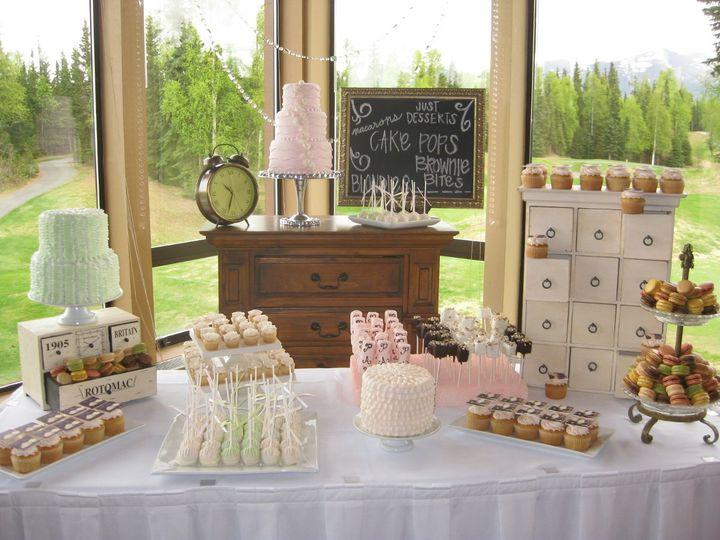 Tmx 1340256878553 IMG5419 Anchorage wedding cake