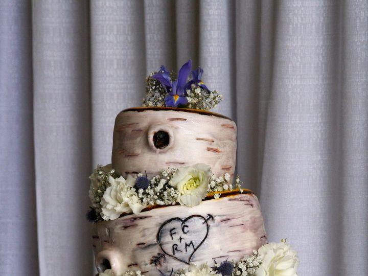 Tmx 1371540049151 Img6265 Anchorage wedding cake