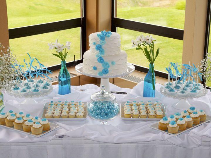 Tmx 1376452413180 Img6356 Anchorage wedding cake