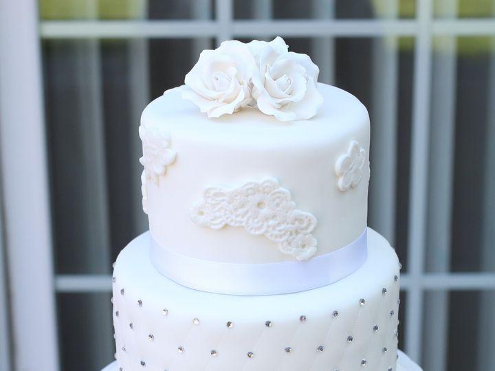 Tmx 1470006331709 Image Anchorage wedding cake