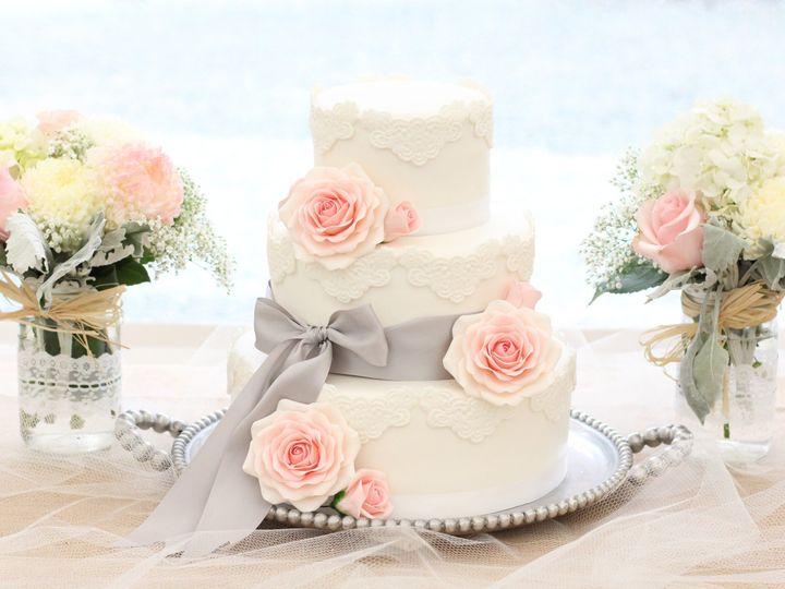 Tmx 1470006404110 Image Anchorage wedding cake