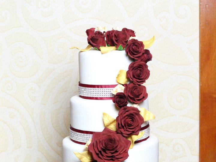 Tmx 1470006452231 Image Anchorage wedding cake