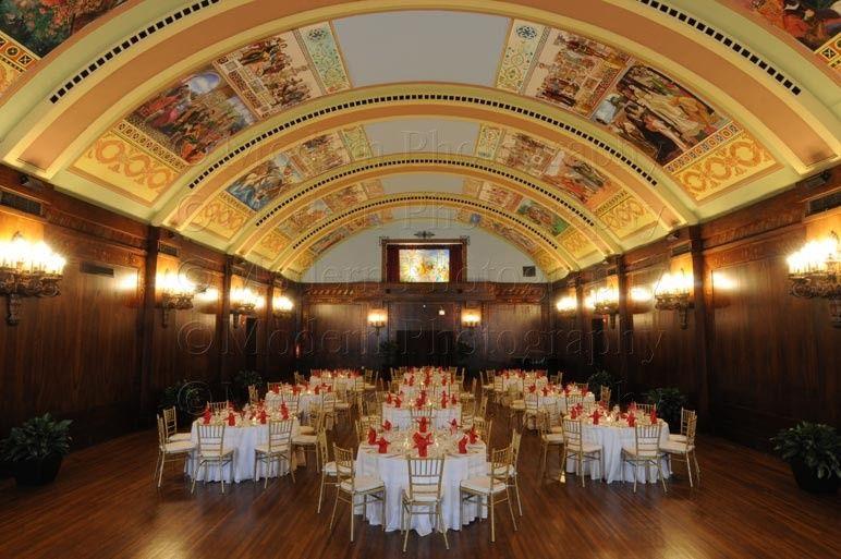 Congress Plaza Hotel Venue Chicago Il Weddingwire