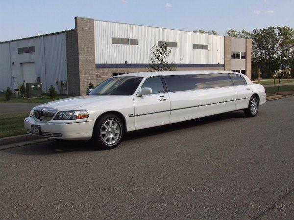2008 Lincoln TownCar Limousine