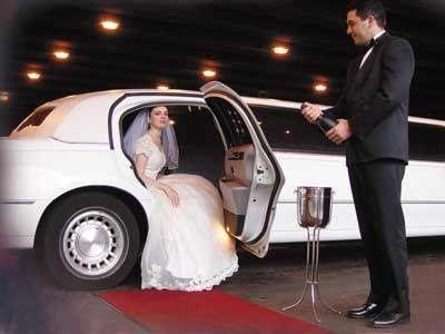 San Jose Wedding limo services 1