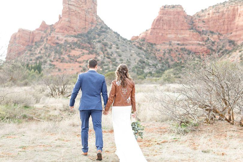 Red Agave Resort Wedding