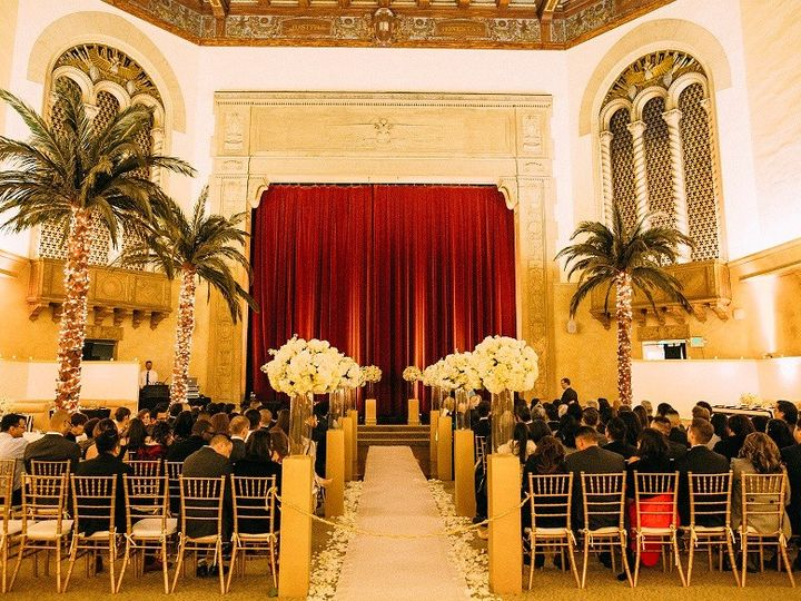 Tmx Ceremony Set Up 51 154298 158170811099682 San Jose, CA wedding venue