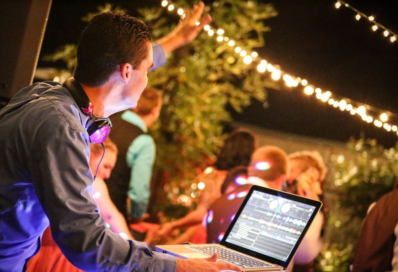 dj brock weddings lake tahoe