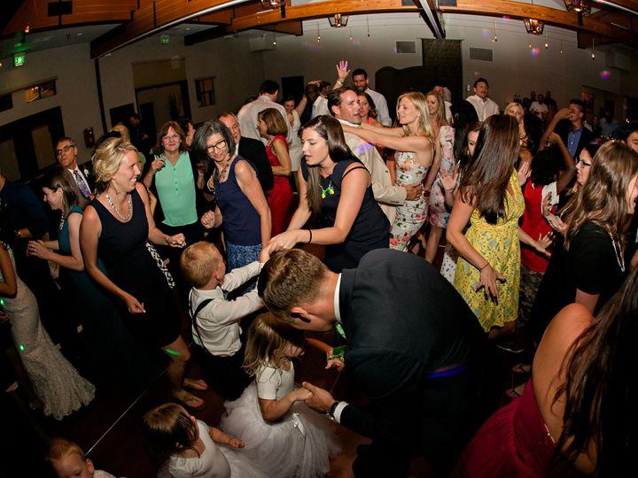Tmx 1443634258780 Dj Brock Weddings Packed Dance Floor South Lake Tahoe, Nevada wedding dj