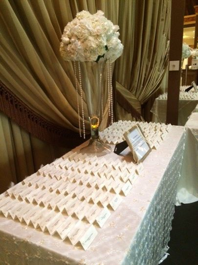 front table