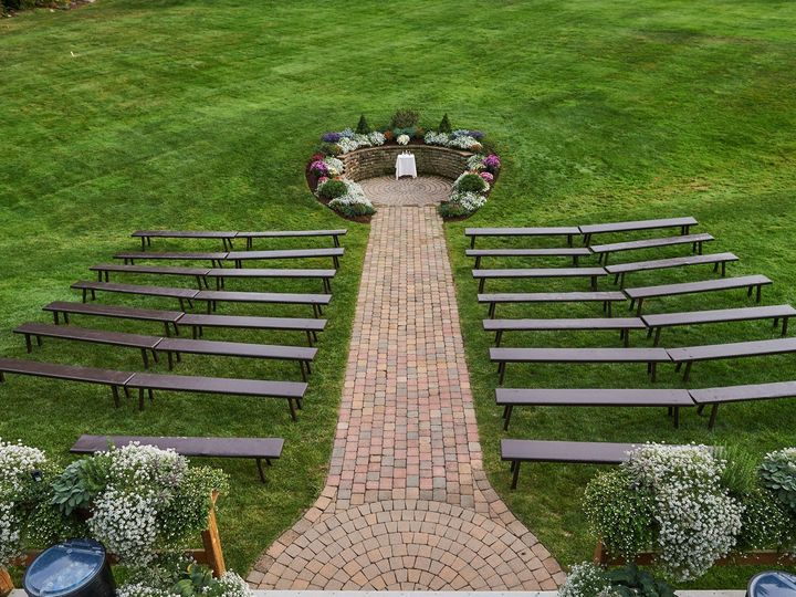 Tmx Fall Ceremony Circle 51 118298 1557334290 Henniker, NH wedding venue