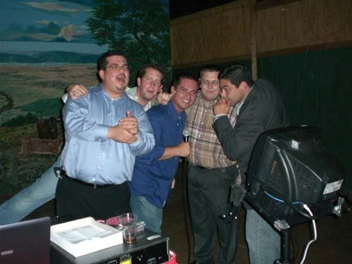 Sound Fx DJ's also provides karaoke for the most fun you've ever had!