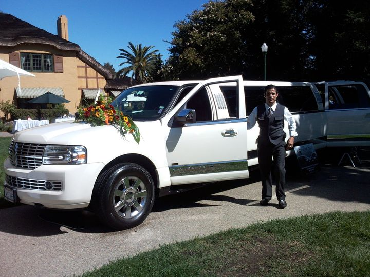 Tmx 1419366281151 Cesar Stretch Ainsley Milpitas wedding transportation