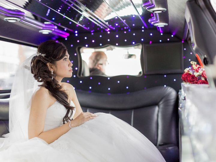 Tmx 1419366793610 Stretch Suv Bride Milpitas wedding transportation