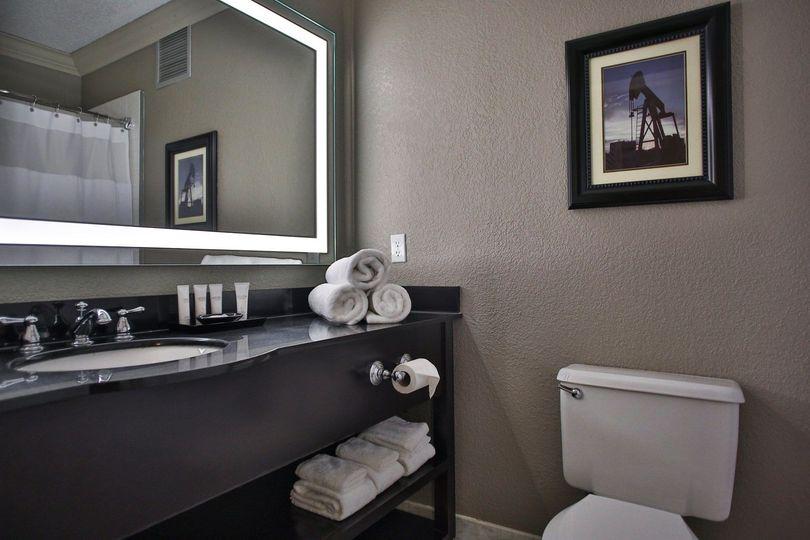 Guest's comfort room