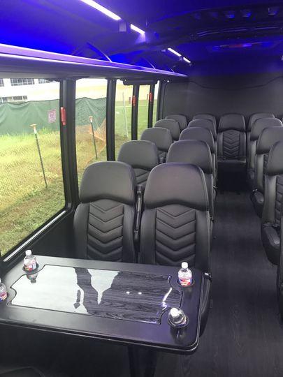 Our Mini bus