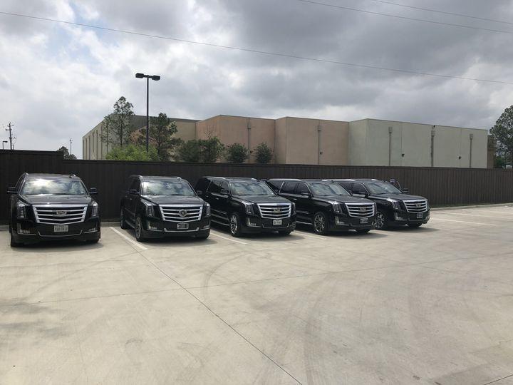 Our Fleet of Escalade