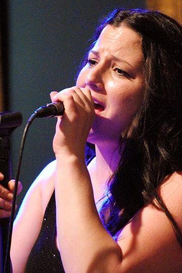 Ken Battista Band female vocalist