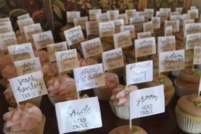 Floured Cupcakes