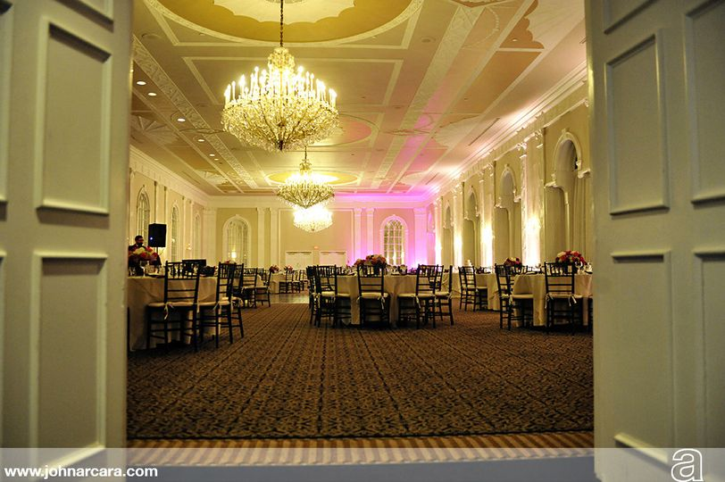 The Berkeley Oceanfront Hotel Reviews Amp Ratings Wedding Ceremony Amp Reception Venue New Jersey