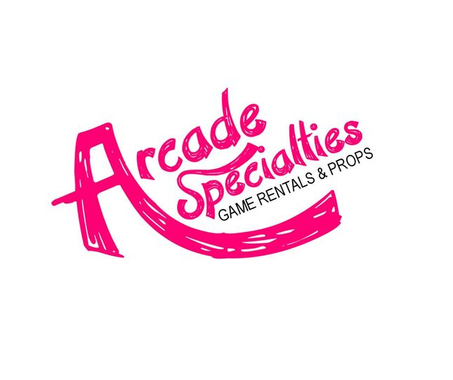 21706c4da129dbe3 Arcade Game Rentals NYC Logo facebook