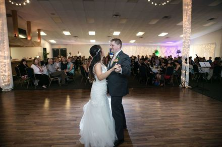 Another couples first dance