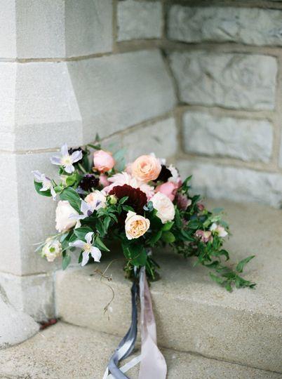 Just the prettiest bouquet