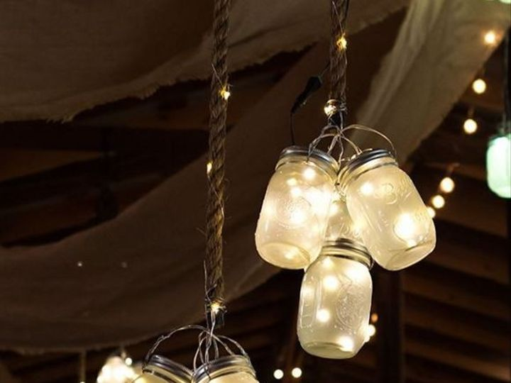 Tmx 1455026240700 Mason Jar Fairy Lights La Grange, IL wedding eventproduction
