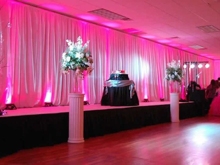 Tmx Backdrop Stage Drapes Near Me 51 904398 158127297470087 La Grange, IL wedding eventproduction