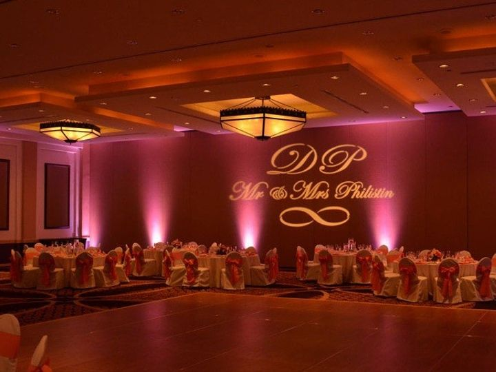 Tmx Gobo Mongram Lihgitng Wedding Vendor Chicago 51 904398 157981739879010 La Grange, IL wedding eventproduction