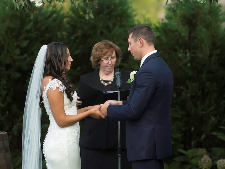 Tmx 1525184558 5222670702b3cb8c 1525184555 9b4c92f37a423343 1525184542771 2 Barber Wedding 3 Lawrence Township, NJ wedding officiant