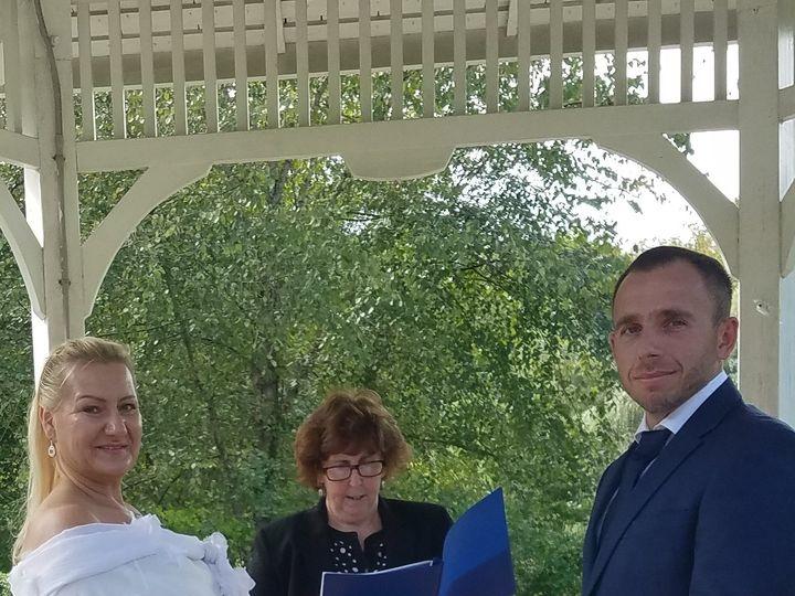 Tmx Aneta And Piotr 9 27 18 51 924398 V1 Lawrence Township, NJ wedding officiant