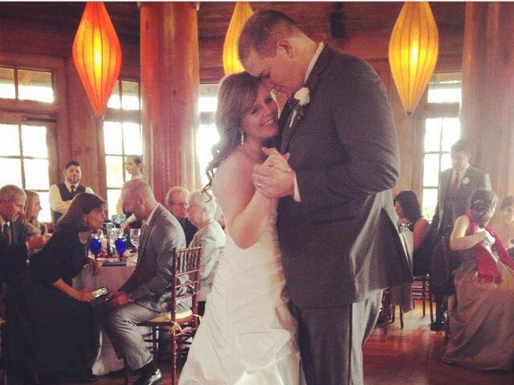 Tmx Cam And Kenzie First Dance At Their Reception 51 924398 159535680227556 Lawrence Township, NJ wedding officiant