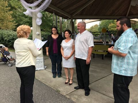 Tmx Ed And Sue Married At Dog Park 51 924398 159535680294984 Lawrence Township, NJ wedding officiant