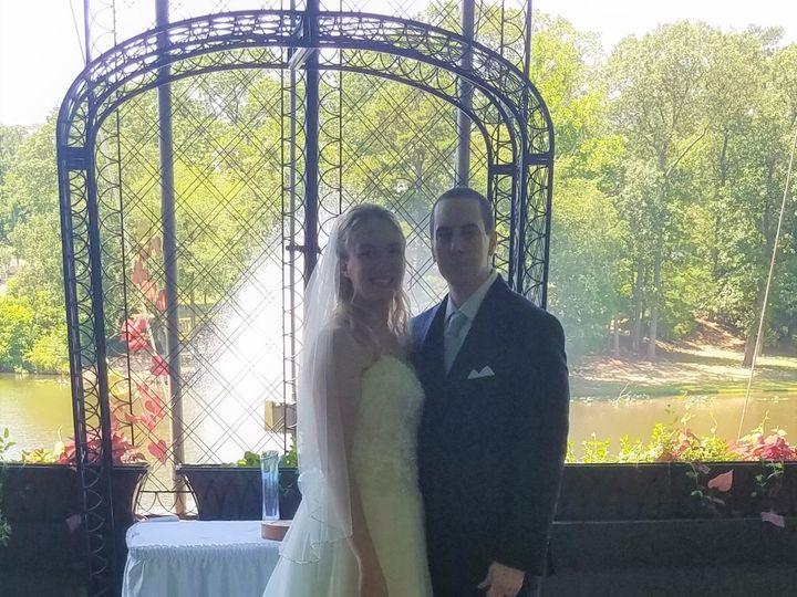 Tmx Wedding Tyler And Nicole Heater 7 18 2020 51 924398 159536109996455 Lawrence Township, NJ wedding officiant