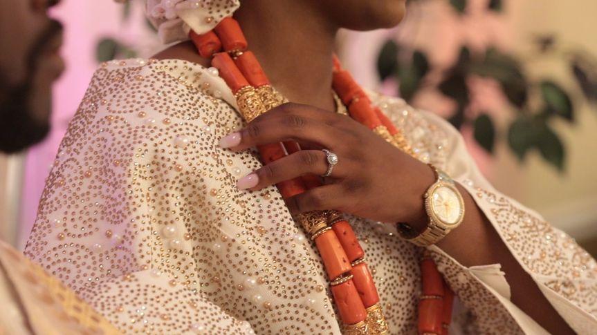 Nigerian Wedding - Frame Grab