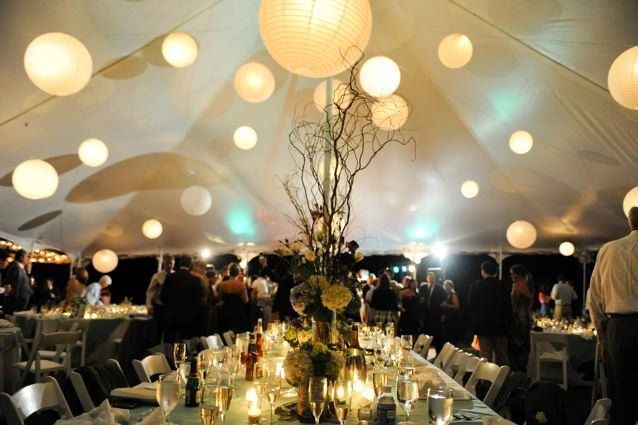 Mountain Party Tents & Events