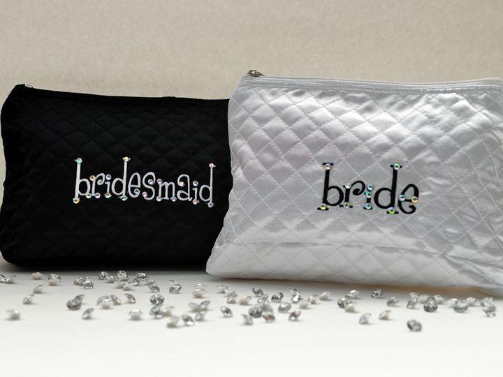 Tmx 1347230852628 BridesmaidBrideBags Brooklyn wedding favor