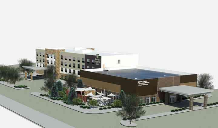 Holiday Inn Express & Dakota Dunes Event Center