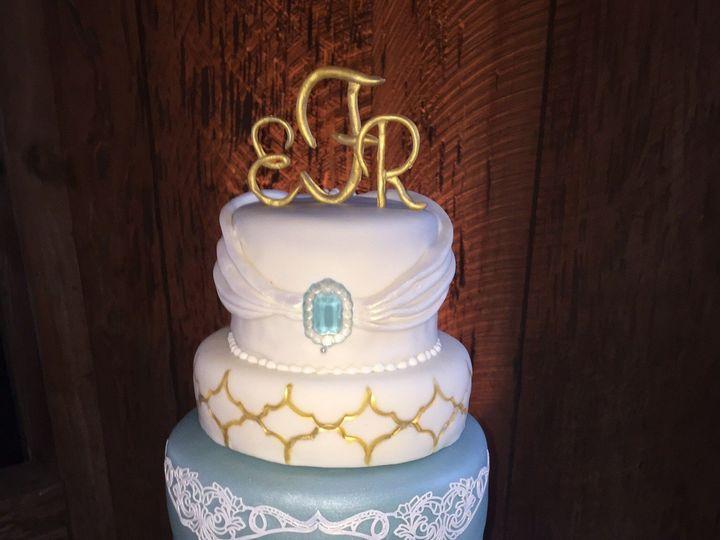 Tmx 1483767521283 Image Tulsa, OK wedding cake