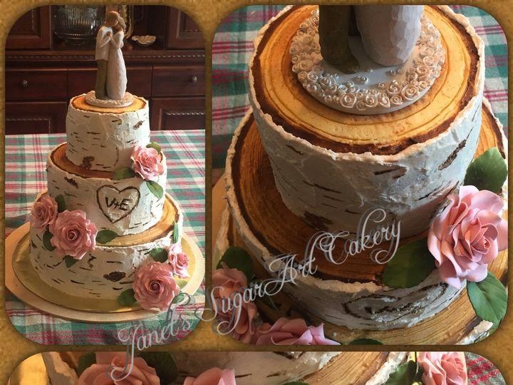 Tmx 1501444345345 Img3829 Tulsa, OK wedding cake