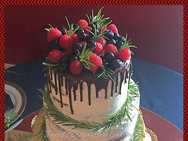 Tmx 1505165493661 Img4224 Tulsa, OK wedding cake