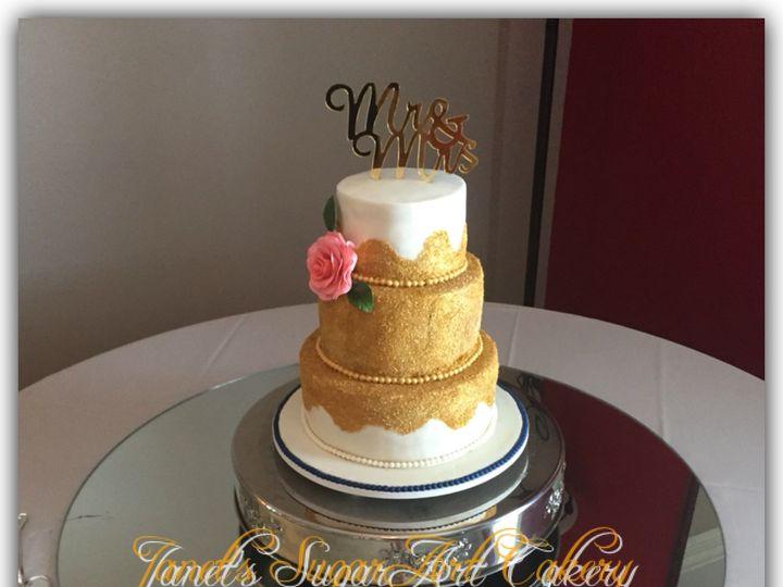Tmx 1515451148 7a1db561d37bdeef 1505165674682 Img4159 Tulsa, OK wedding cake