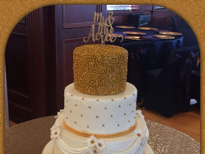 Tmx 1529594452 3c8f1ba98a394fbb 1529594451 31d3ff6a1c581cd9 1529594450542 1 IMG 4797 Tulsa, OK wedding cake